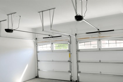 garage door service in Ellenwood, GA