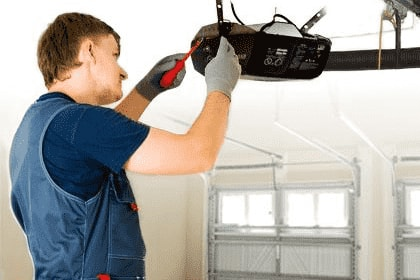 professional garage door service in Ellenwood, GA